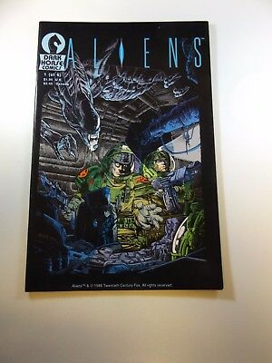 Aliens #1 1988 1st print VF- condition Huge auction going on now!