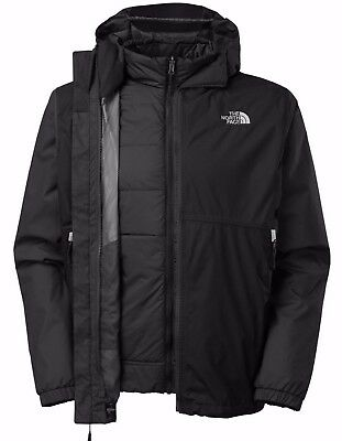 $199 The North Face All About Men's TriClimate 3-in-1 HyVent Waterproof Coat XL
