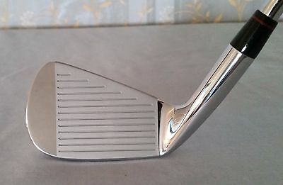 Nike Vr Victory Red Split Cavity Back 6 Iron *New OS