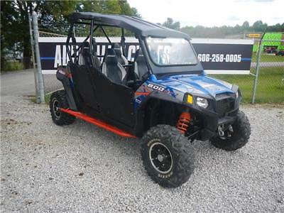 2013 Polaris RZR 4 800  2629 Miles Blue  800 Automatic