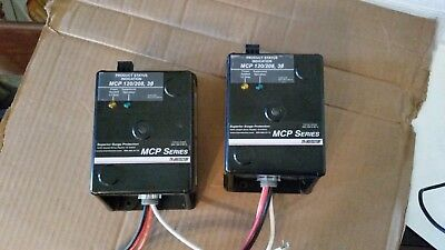 Transtector Mcp Series 120W Sasd/mov-Od 120/208 3 Phase