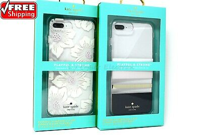 Kate Spade New York iPhone 8 Plus & iPhone 7 Plus Flexible Hardshell Case Cover