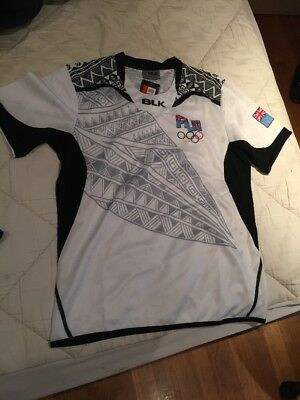 Fiji Olympic Rugby Jersey