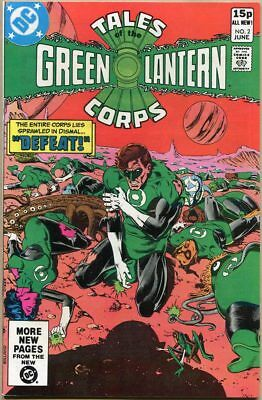 Tales Of The Green Lantern Corps #2 - VF