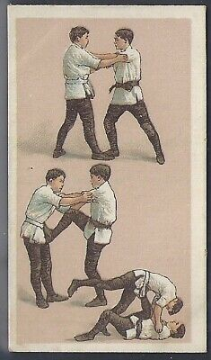 Wills Scissors-Jiu Jitsu-#22- Quality Card!!!
