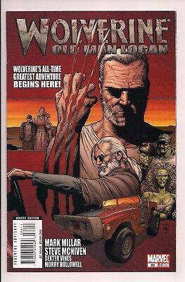 Wolverine #66 First Appearance of Old Man Logan (Aug 2008, Marvel)