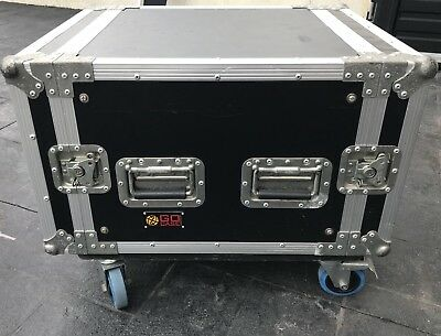 ATA / Road Case And Rack Mount With Wheels
