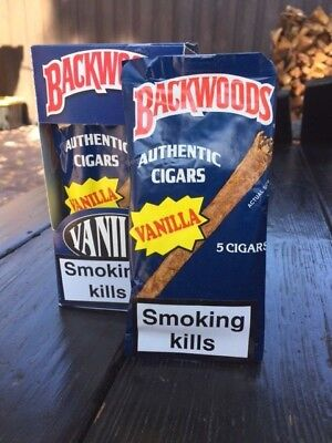 Vanilla Backwoods Pack - Collectable Item - *Discontinued* - Super Rare