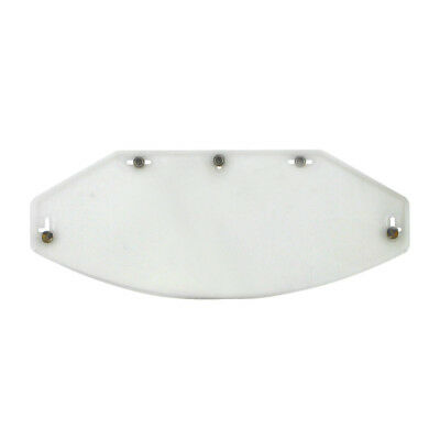 Afx Visier Shield Vintage 5-Snap Flat Clear