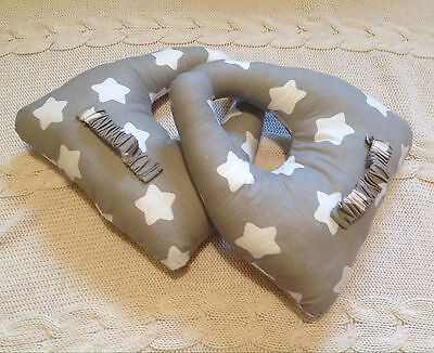 FREE DELIVERY FOR BLACK FRIDAY.Twins, multiples Feeding bottle Prop Cushions X 2