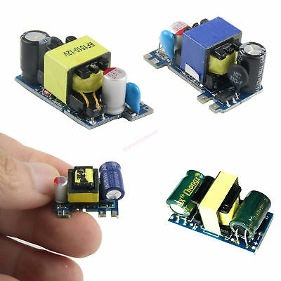 Mini AC 110V 220V 230V to DC 3.3V 5V 12V 2A Switching Power Supply Board PSU