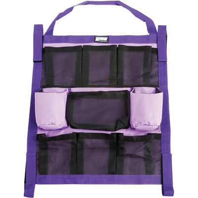 Roma Trailer And Stable Unisex Pouch Organiser - Purple One Size