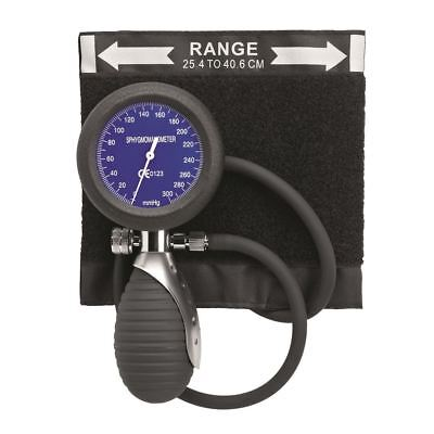 Timesco Coral Shock Proof Aneroid Sphygmomanometer Palm Held