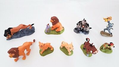 Great Set of New Disney's LION KING FIGURES - Never Used