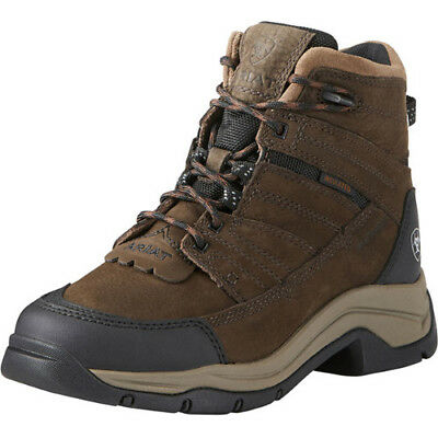 Ariat Terrain H2o Insulated Womens Boots Paddock - Java All Sizes