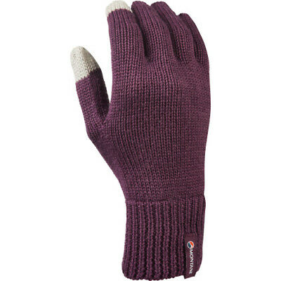 Montane Resolute Unisex Gloves - Saskatoon Berry All Sizes