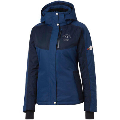Mountain Horse Amber Ladies Womens Jacket Coat - Navy All Sizes