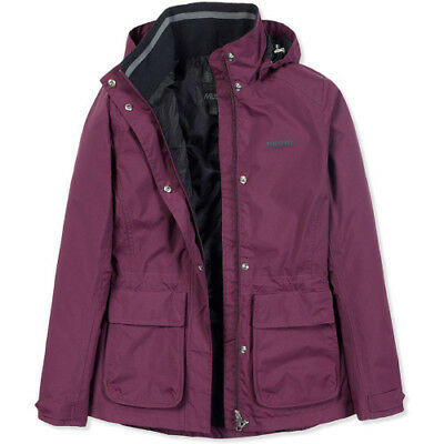 Musto Paddock Br1 Womens Jacket Coat - Damson All Sizes