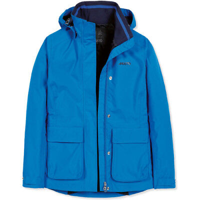Musto Paddock Br1 Womens Jacket Coat - Brilliant Blue All Sizes