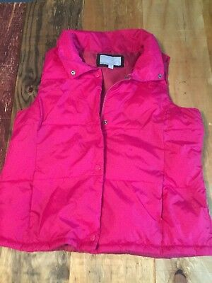 Old Navy Women's Puffy Vest Size XL