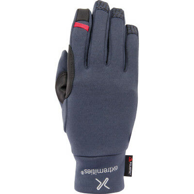 Extremities Sticky Power Stretch Pro Mens Gloves - Grey All Sizes
