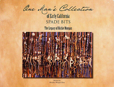 One Man's Collection Of Early California Spade Bits By Doss