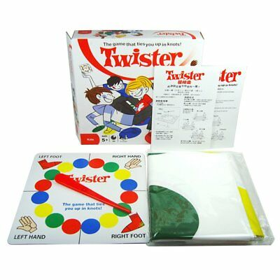 Party Game TWISTER GAME Kid Educational Family Board Game Toy Hot Adult Sex Game