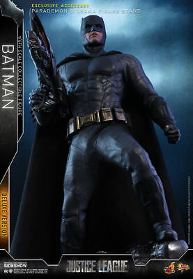MMS456 BATMAN Deluxe [€ 379] Justice League Hot Toys 1/6 [Acconto PRENOTAZIONE]