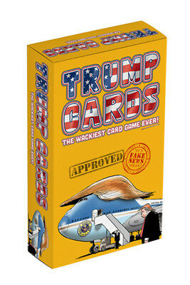 Trump Cards Card Game NEW