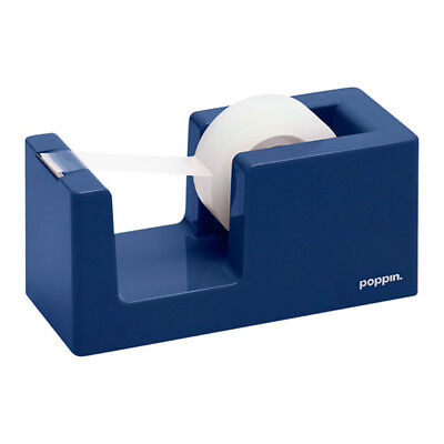 NEW Poppin Tape Dispenser - Cobalt Navy Blue FREE SHIPPING