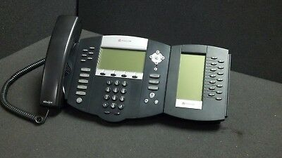 Polycom SoundPoint IP 650 with IP Expansion Module (BEM)  MS1122WH1