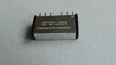 Reed Relay 12v Up To 3GHz OM0341D Pickering 102F-1-A-121D Flatpack Coaxial R.F