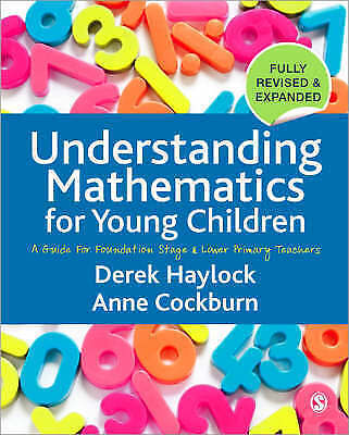 Understanding Mathematics for Young Children: A Guide for Foundation Stage and L