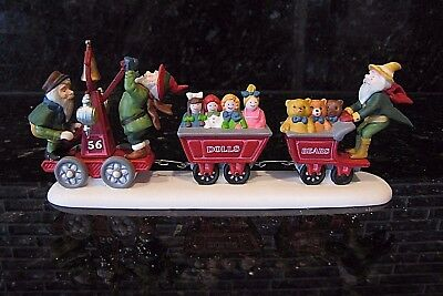 Department 56 North Pole Last Minute Delivery #56367