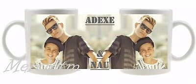 Adexe y Nau - Taza, cafe, coffee mug