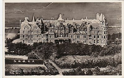 Marine Hotel From The Air, NORTH BERWICK, East Lothian RP
