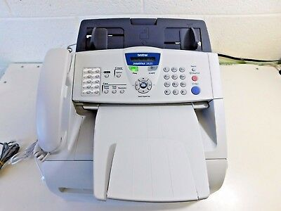Brother IntelliFAX 2820 Fax and Copier All-In-One Laser Printer Tested