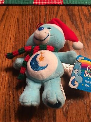 Care Bare Small Ornament, Plush, Brand New With Tag