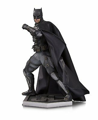 DC Comics Justice League Tactical Suit Batman Statue
