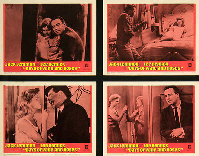 Days of Wine and Roses 1963 11x14 Orig Lobby Card FFF-05649 Near Mint, Very Fine