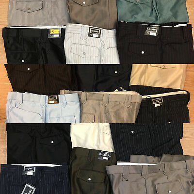 2 pairs of Cowboy Dress Pants Close Out Sale size 32's New with tags Ass.Brands