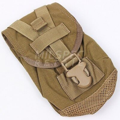 Eagle Industries FSBE 1QT Canteen Pouch General Purpose COYOTE BROWN USMC MARSOC