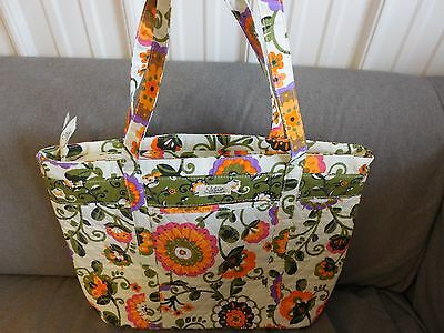 Longaberger Quilted Sisters Imagine Carry Me Away Tote Bag Purse--new-SALE!!
