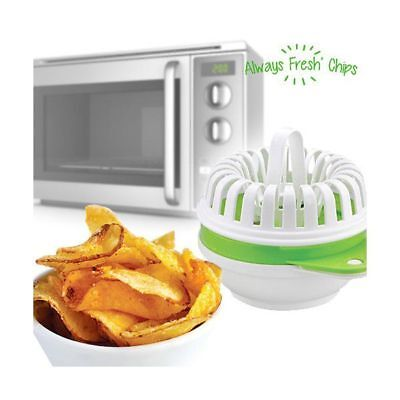 Ustensile Microonde pour Chips Always Fresh Chips
