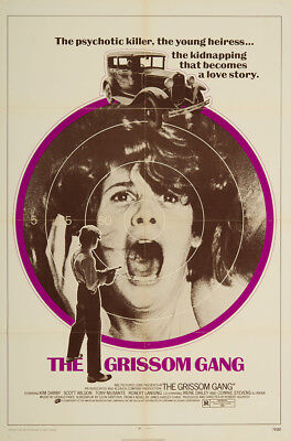 The Grissom Gang 1971 27x41 Orig Movie Poster FFF-06531 Near Mint, Very Fine