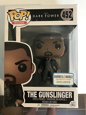 Funko Pop The Gunslinger US Barnes And Noble Exclusive