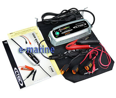 CTEK Multi MXS 5.0 Test and Charge Battery Charger 56-308