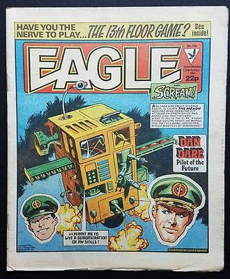Eagle and Scream #136, Oct 1984 UK Comic Magazine VF+/NM Robotech Transformers