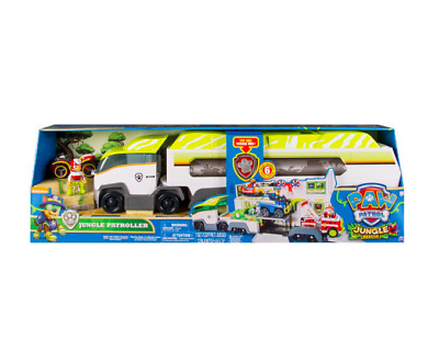 NEW Paw Patrol Jungle Patroller Playsets Birthday Christmas gift Kids Children