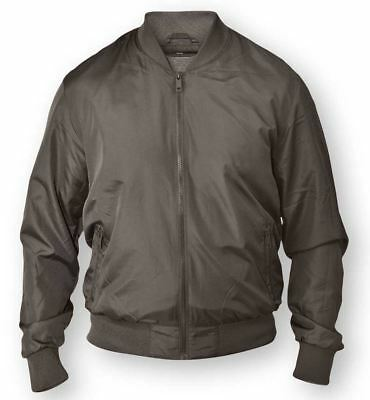 D555 Lightweight Lined Bomber Jacket (James),Size 2XL to 6XL, 2 Colour Options